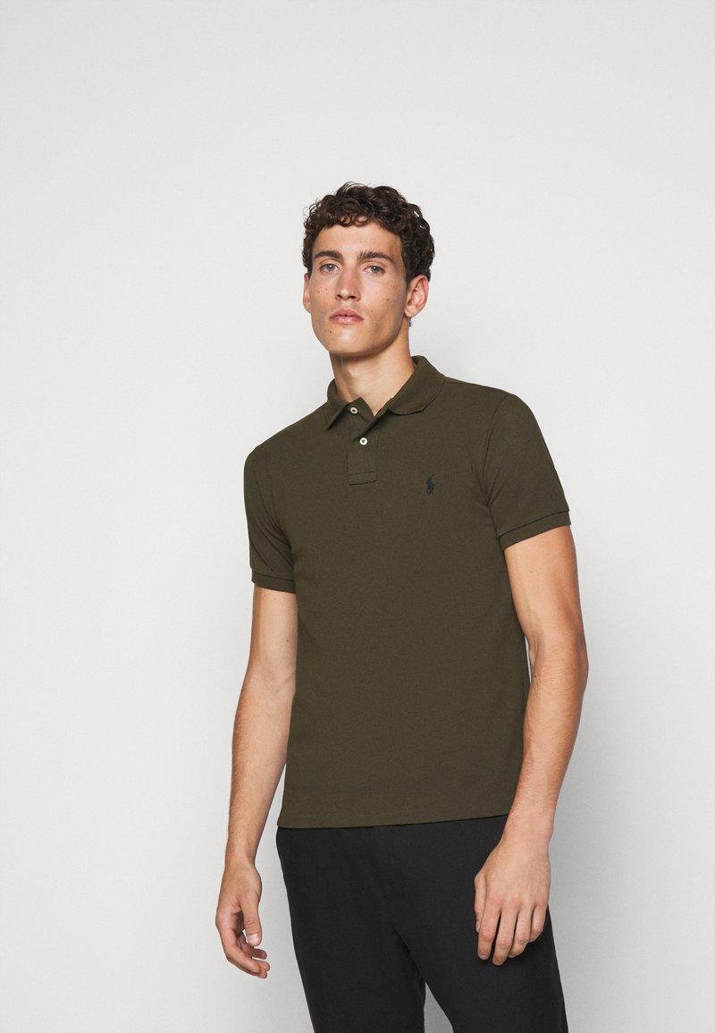 Polo Ralph Lauren - SLIM FIT MODEL - Polo - company olive