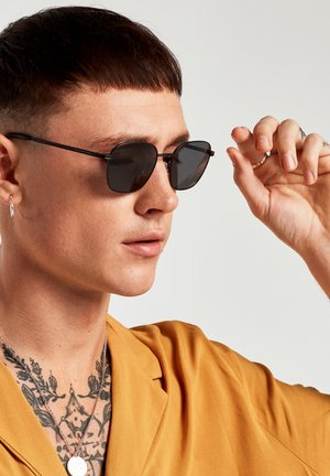 SIGNAL - Sunglasses - black