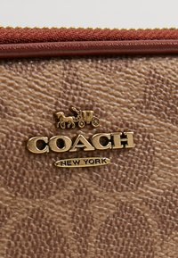 Coach - SIGNATURE CROSSBODY - Across body bag - tan rust - 6