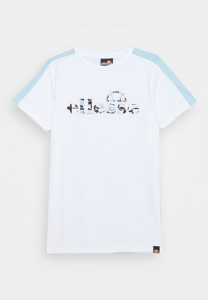 JENNI - Camiseta estampada - white