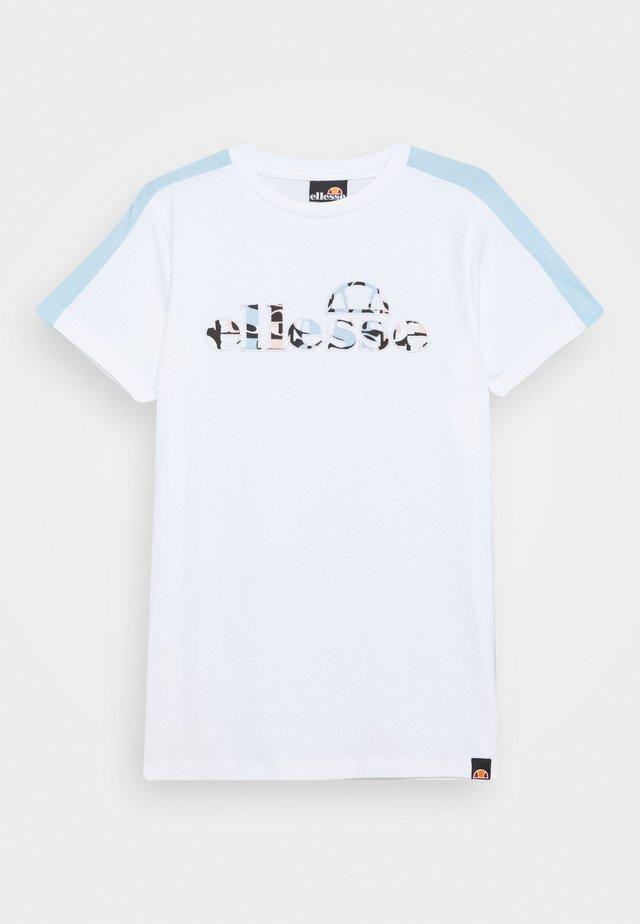 JENNI - T-shirt imprimé - white