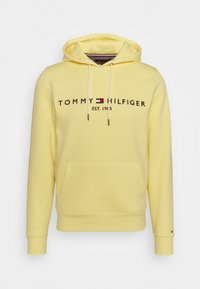 Tommy Hilfiger - LOGO HOODY - Sweat à capuche - yellow - 4