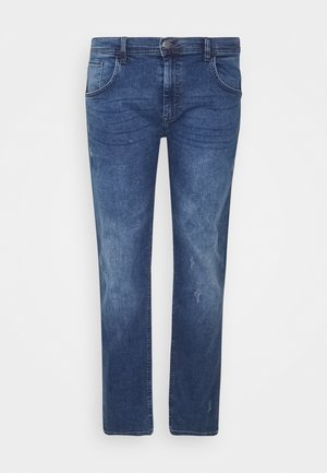 JET FIT - Slim fit jeans - denim middle blue