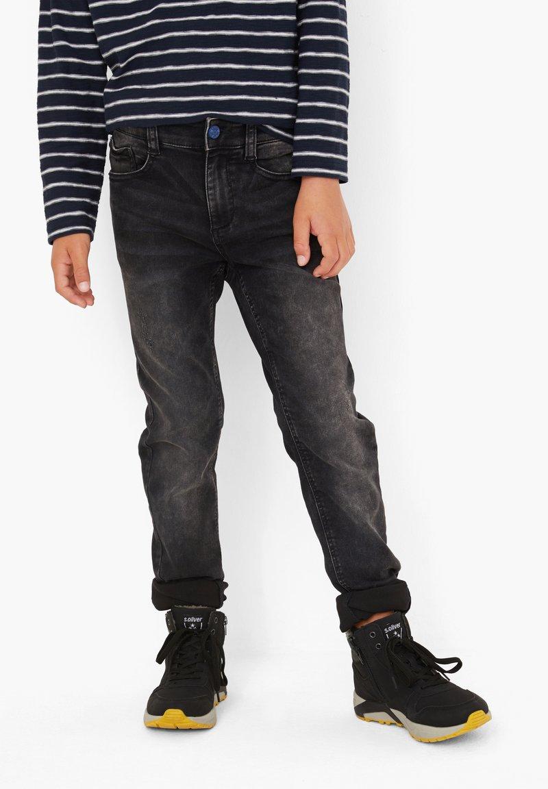s.Oliver - Jeans Skinny Fit - dark grey