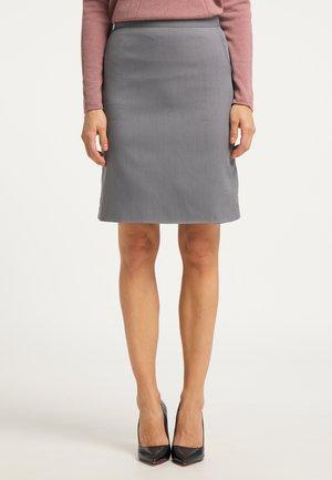 Pencil skirt - grau