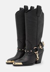 Versace Jeans Couture - Botas camperas - nero - 2