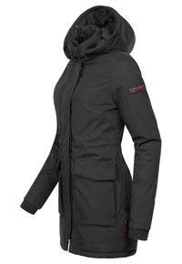 Navahoo - SCHNEEENGEL PRC - Winter coat - black - 4