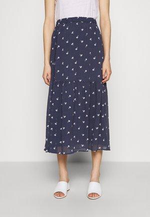 KAILA SKIRT - A-line skirt - navy