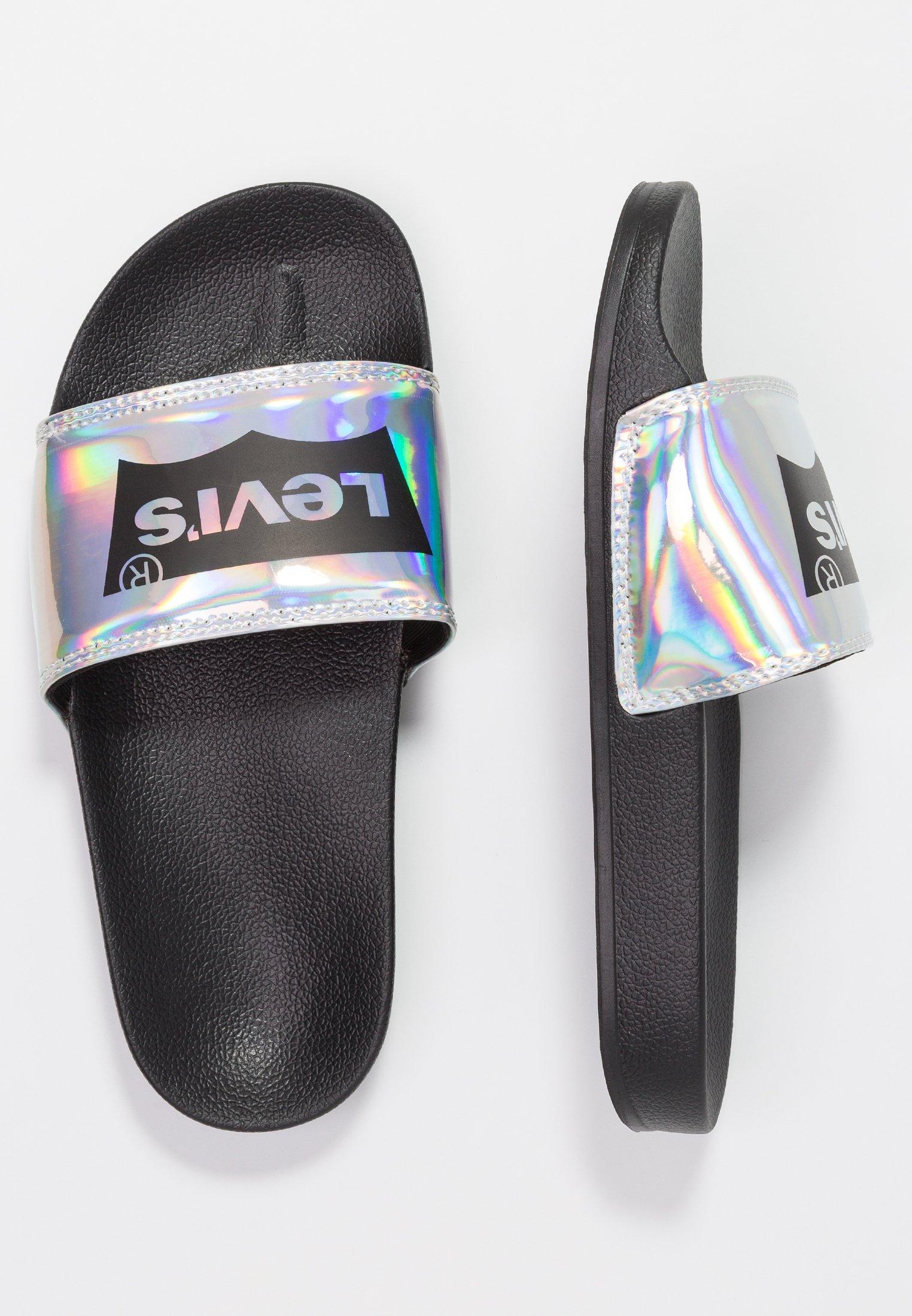 Levi's® June Batwing - Sandaler Regular Black/svart