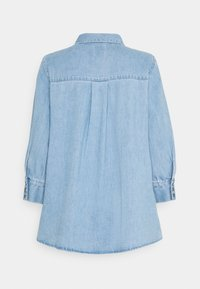 ONLY - ONLMARY CANBERRA AUTHENTIC  - Button-down blouse - medium blue denim - 2