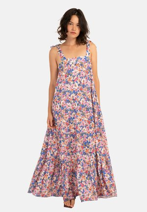AMIRA - Maxi dress - blue