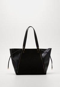 New Look - SAOIRSE SARA STUDDED NEW SAOIRSE - Tote bag - black - 0