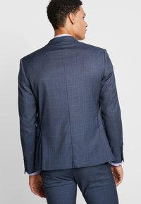 Lindbergh - CHECKED SUIT - Garnitur - blue - 3