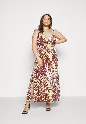 VMARNA MAXI DRESS - Robe longue - dubarry