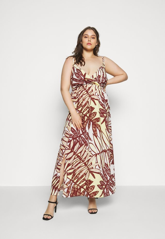 VMARNA MAXI DRESS - Robe longue - dubarry