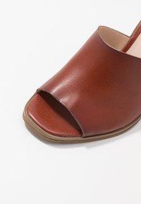 Madden Girl - GARLAND - High heeled sandals - cognac paris - 2