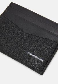Calvin Klein Jeans - CARDCASE - Plånbok - black - 4