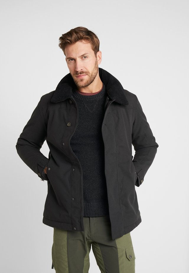 SWEN MENS JACKET - Veste d'hiver - black
