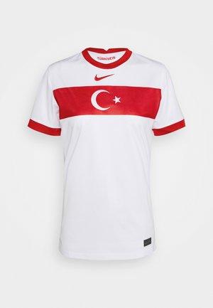 TÜRKEI - Squadra - white/sport red