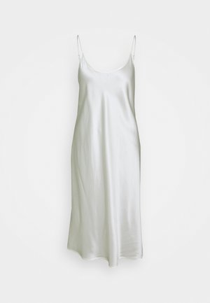 NIGHTGOWN UNDER KNEE - Nightie - naturale