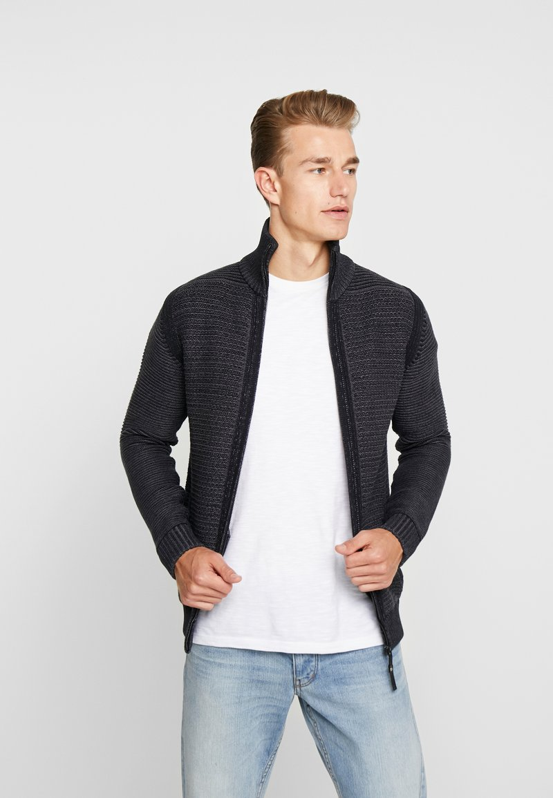 Petrol Industries - Cardigan - raven grey