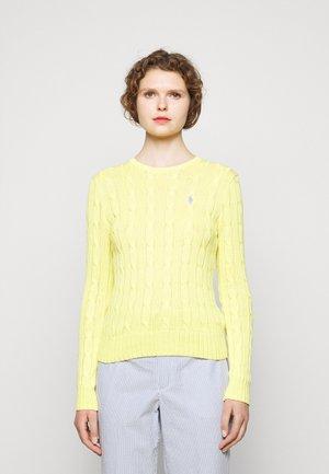 CLASSIC - Svetr - bristol yellow