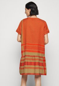 CECILIE copenhagen - DRESS - Day dress - orange - 2