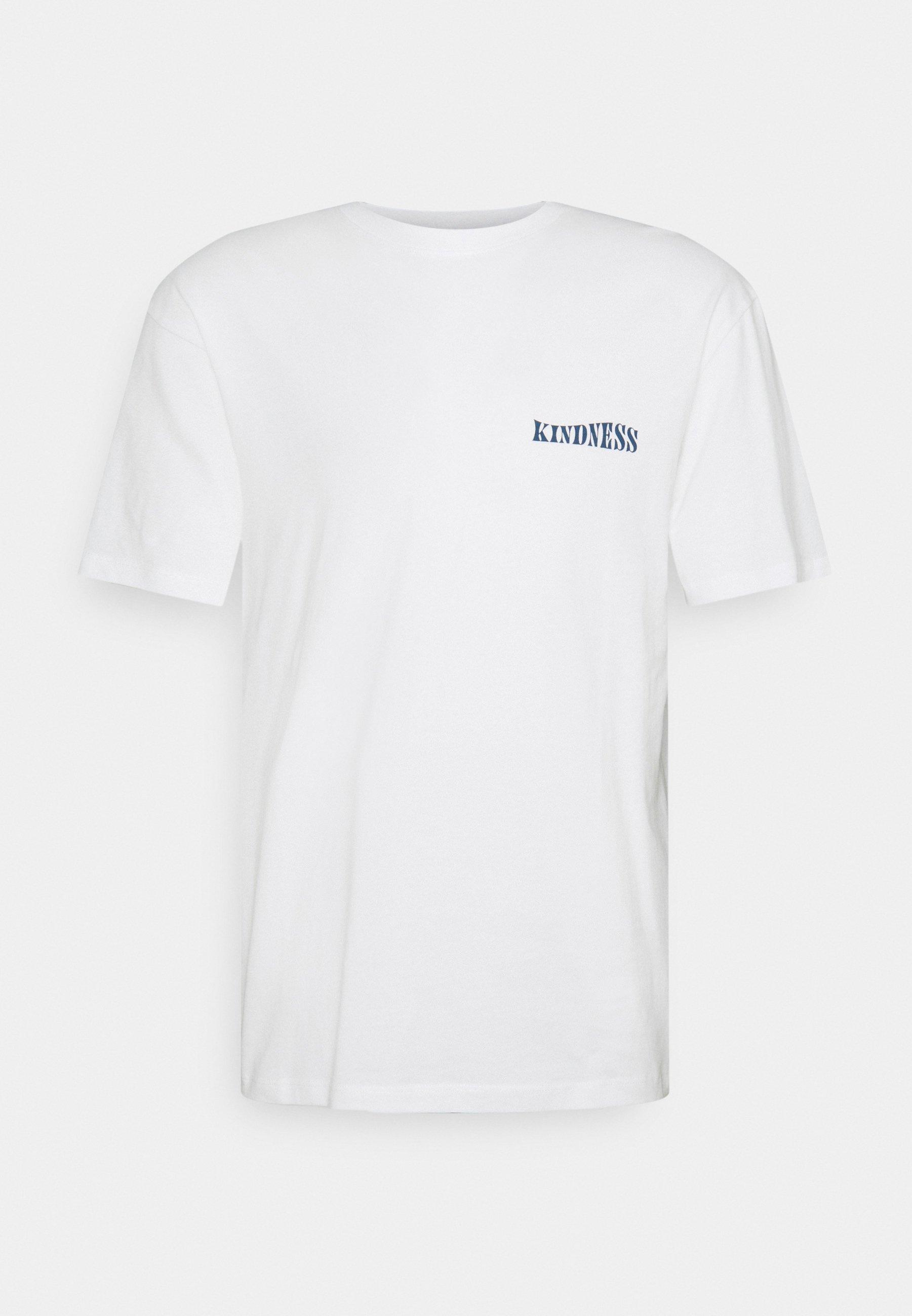 Men JORTREYTON TEE CREW NECK - Print T-shirt