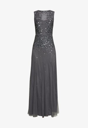 RIVIERA MAXI - Occasion wear - charcoal