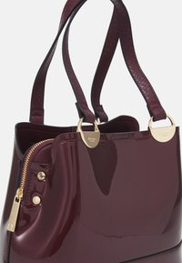 Dune London - DINIDAMINE - Handbag - berry - 4