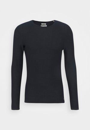 BASIC CREW NECK - Pullover - sky captain blue