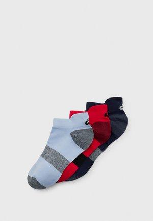 LYTE 3 PACK UNISEX - Sports socks - mist/peacoat/pink grapefruit