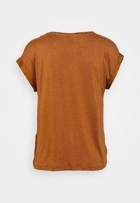 Vila - VIELLETTE - T-shirt - bas - adobe - 1