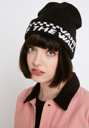 BREAKIN CURFEW - Bonnet - vans black