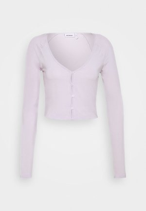 NICOLE - Long sleeved top - lilac