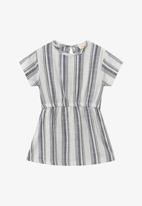 Turtledove - SEA STRIPE DRESS - Day dress - dark blue - 2