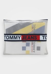 Tommy Jeans - UNISEX GIFTBOX 3 PACK - Socks - white - 1