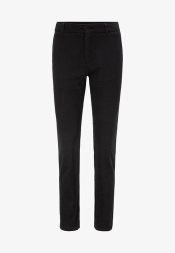 C_TACHINI - Trousers - black
