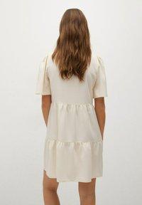 Mango - RITA-L - Day dress - beige - 2