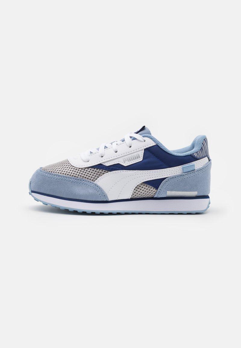 Puma - FUTURE RIDER FIREWORKS - Matalavartiset tennarit - elektro blue/white