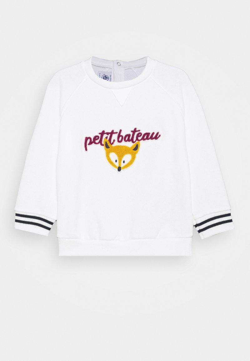 Petit Bateau - BABY - Sweatshirt - marshmallow