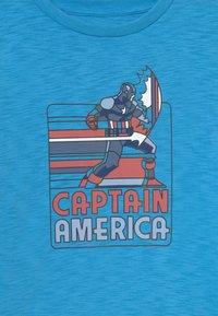 GAP - BOYS TEE - Print T-shirt - delta blue - 2