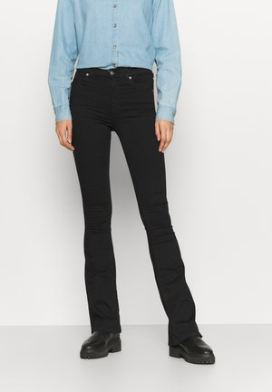 LEXY TALL  - Jeans bootcut - black