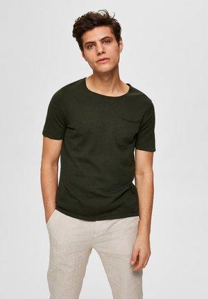 T-shirt basic - rifle green