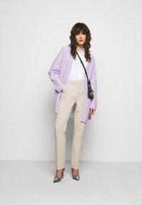 By Malene Birger - URSULA - Cardigan - light purple - 1