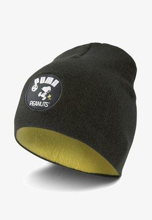 PEANUTS CLASSIC YOUTH UNISEX - Berretto - puma black