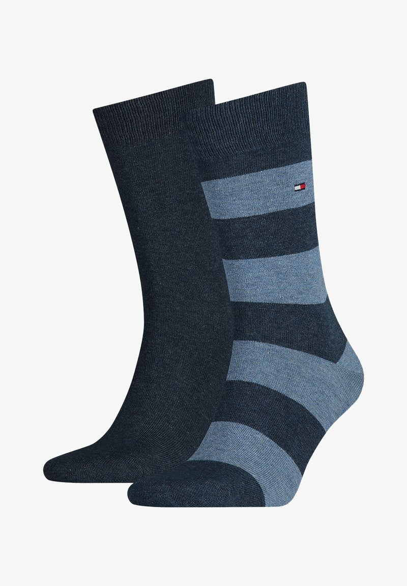 Tommy Hilfiger - 2 PACK - Chaussettes - jeans