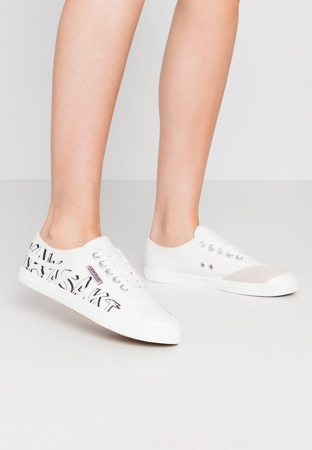 GRAFFITI SHOE - Sneakers laag - white