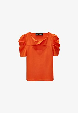 Basic T-shirt - multi coloured