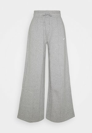 FLC TREND HR - Joggebukse - dark grey heather/white